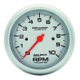 Auto Meter 4497 Ultra-Lite In-Dash Tachometer Single Range Gauge