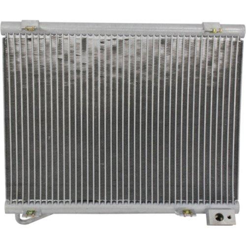 Kool Vue KVAC4984 A/C Condenser for DODGE RAM 1500 P/U 02-08 / RAM 2500/3500 P/U 03-09 (Exc. V10 and Diesel)