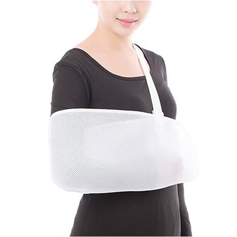 Écharpe respirant - Luxation de l'épaule Sling pour bras cassé d ...