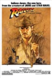 INDIANA JONES POSTER Raiders of the Lost Ark 1 RARE NEW