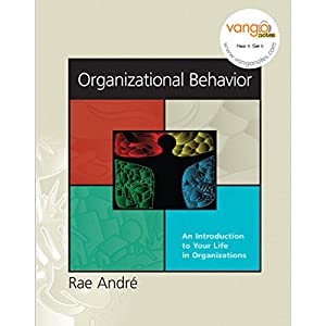 VangoNotes for Organizational Behavior Audiobook