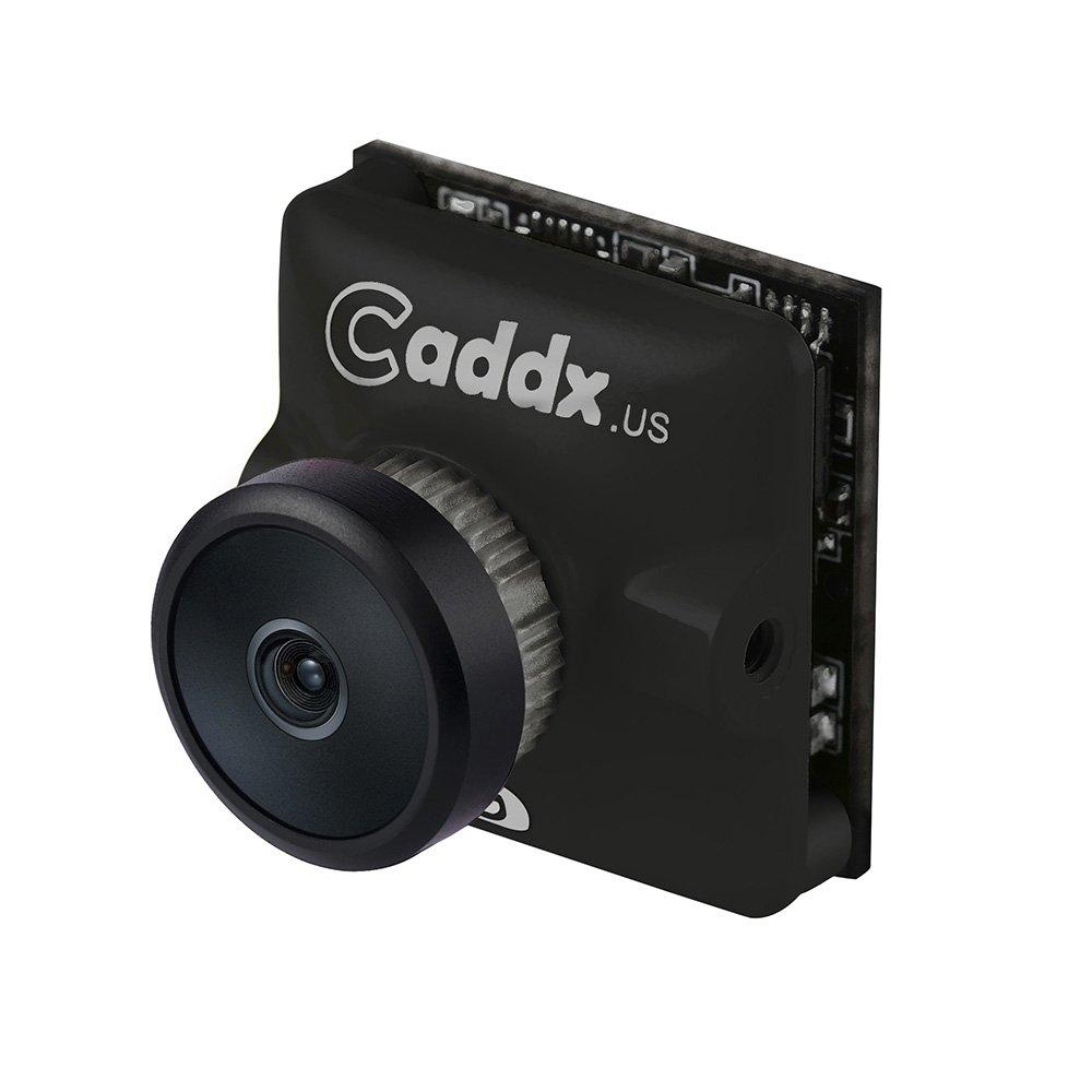 Caddx - Telecamera Turbo Micro SDR1 FPV, Lente 2.1, colore  Nero