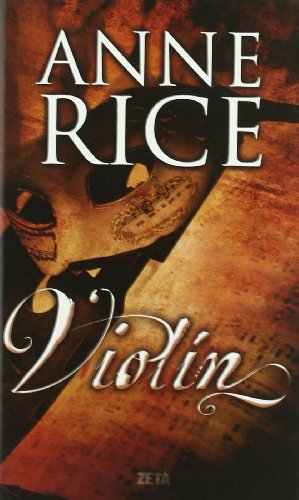Descargar Libro Violin Anne Rice