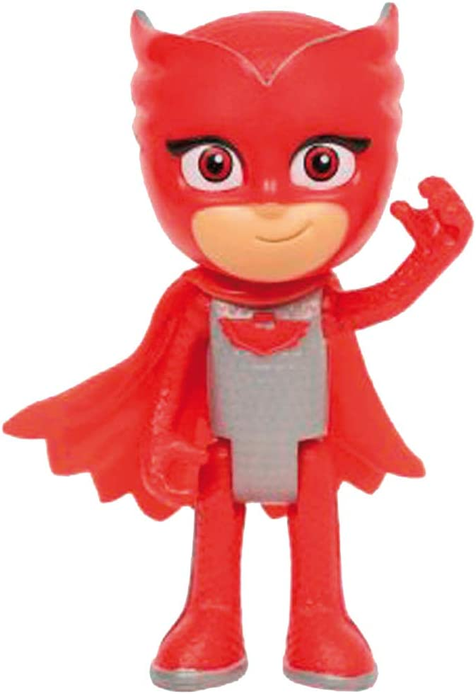Figuras Articuladas PJ Masks Buhíta Súper Poder (Bandai 24958 ...