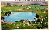 W.K. KELLOGG BIRD SANCTUARY ORIGINAL ANTIQUE POSTCARD - Battle Creek Kalamaoo Berry Country Wintergreen Lake Michigan -UNCIRCULATED