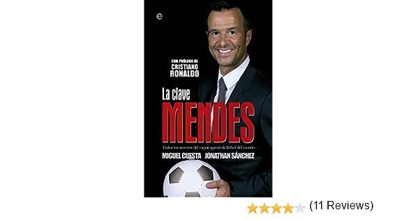 La Clave Mendes (Deportes): Amazon.es: Cuesta Rubio, Miguel ...