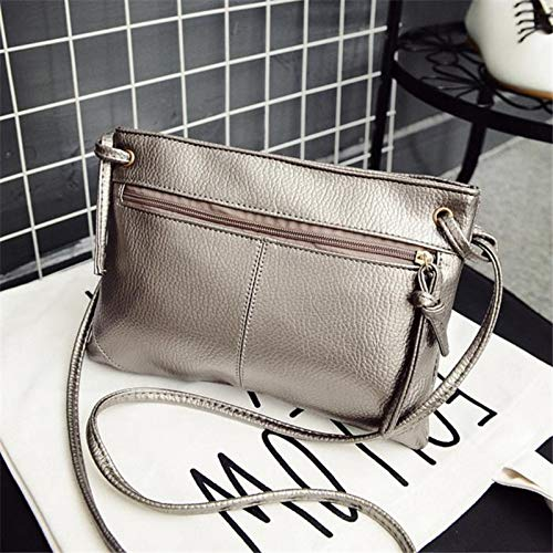 Amazon.com: Fashion Simple Luxury Handbags Women Bags ...