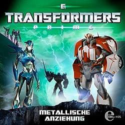 Metallische Anziehung (Transformers Prime 6)