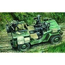 ITALERI 1:35 Military Vehicle 320 Commando Car