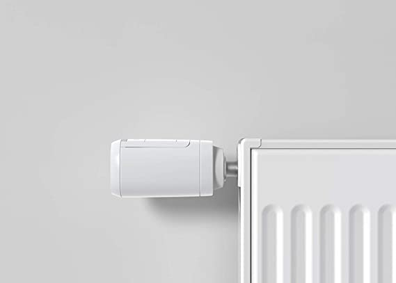 Honeywell Home HR92EE evohome Regulador de radiador para control de calefacci/ón por aplicaci/ón y WiFi color blanco