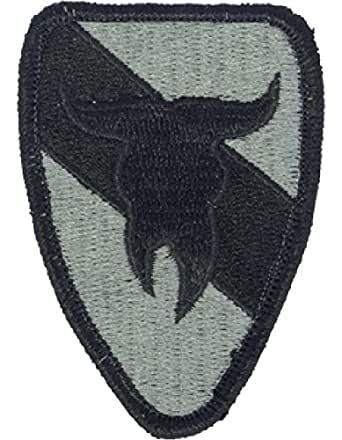 163rd ACR (Armored Cavalry Regiment) ACU Patch