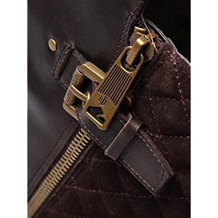 Ralph Lauren Stivali Bela N86sc122dc010 nbsp;w2rq Dark Brown Scarpe
