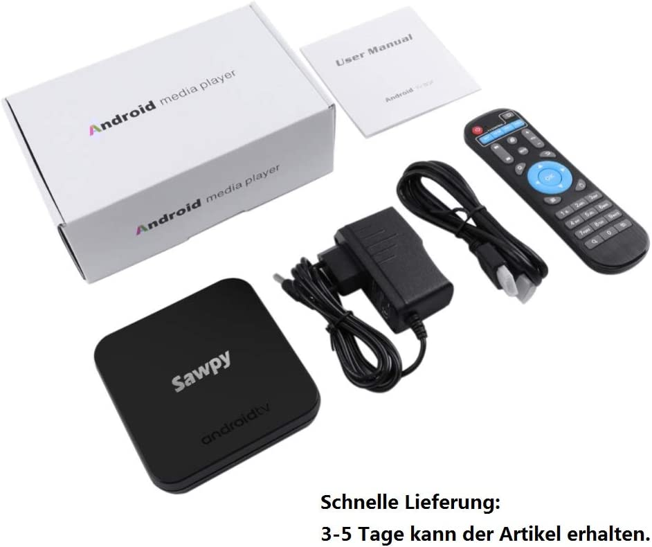 Elektronik & Foto Streaming-Clients sumicorp.com Android 9.0 TV ...