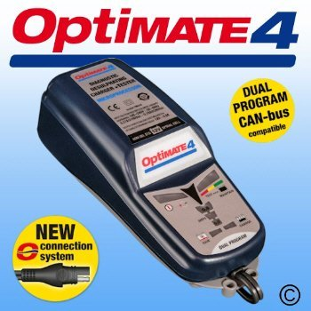OptiMate 4 Battery Charger and Conditioner for Car