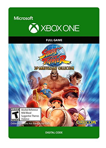 Street Fighter 30th Anniversary Collection - Xbox One [Digital Code] by Capcom