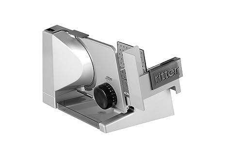 ritter Allesschneider solida 4, elektrischer Allesschneider mit ECO-Motor, made in Germany