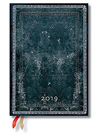 Metauro Midi Week-at-A-Time Planner 2019 by Paperblanks