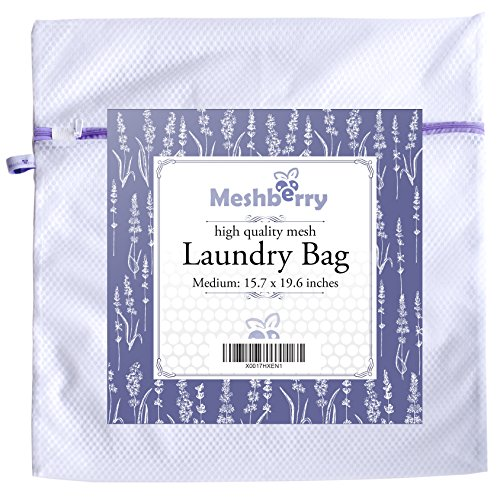Make Dirty Diaper Game (Laundry Washing Bag - Medium - Washing Protection - Lingerie, Underwear, Socks, Delicates Clothes)