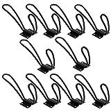 Best Wire Loop For Walls - Exttlliy Iron Vintage Loop Design Metal Hanging Coat Review