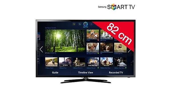 Samsung UE32 F5500 – Televisor LED Smart TV + Kit de limpieza SVC1116/10: Amazon.es: Electrónica