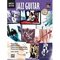 Complete Jazz Guitar Method Complete Edition: Book
