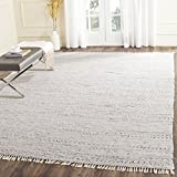 Safavieh Rag Rug Collection RAR121G Hand Woven Ivory and Multi Cotton Area Rug (11′ x 15′) Review