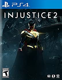 Injustice 2 - PlayStation 4 Standard Edition with Comic