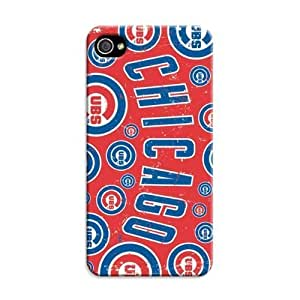 Iphone 6 Plus Protective Case,Beautiful Baseball Iphone 6 Plus Case/Chicago Cubs Designed Iphone 6 Plus Hard Case/Mlb Hard Case Cover Skin for Iphone 6 Plus