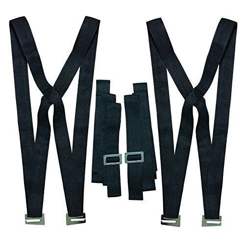 Home Lifting Moving Straps Harness MovXing Cradle - Easily Move, Lift, Carry, And Secure Furniture, Appliances, Heavy Objects Without Back Pain - The Length Can Be Adjusted Free