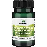 Swanson Meganatural-Bp Grape Seed Extract 300 Milligrams 30 Capsules