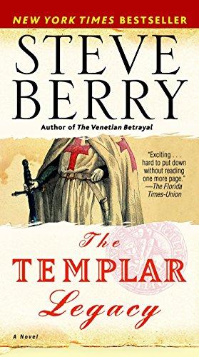 The Templar Legacy: A Novel (Cotton Malone) ()