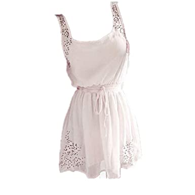 b7174e6e5b Kekebest for Women, Summer Sexy Casual Party Cocktail Short Mini Dress at  Amazon Women's Clothing store: