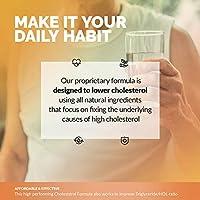 Amazon Com Cholesterol Formula 2 Pack Unique Blend Of All
