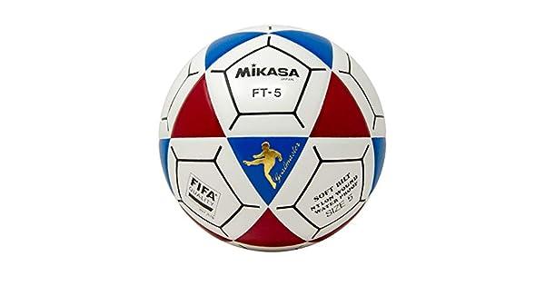 Amazon.com: Mikasa FT5 meta Maestro pelota de fútbol, color ...