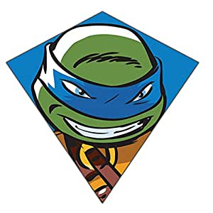 Teenage Mutant Ninja Turtle Leonardo. Los niños de la sola línea cometa