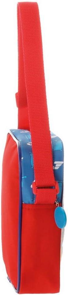 Multicolor 1.8 liters Super Wings Airport Sac bandouli/ère 20 cm Multicolore