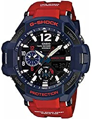 G-Shock GA-1100 Gravitymaster Stylish Watch - Blue / One Size