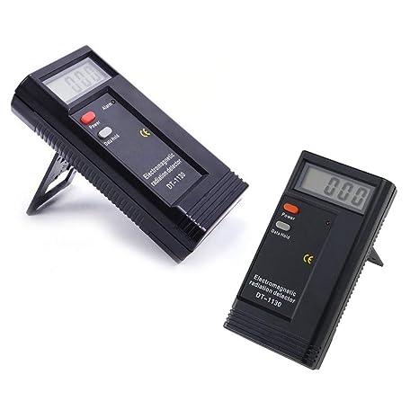 Trade Shop traesio medidor Detector de Ondas magnéticas y electromagnética Media Alta dt1130