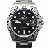 Rolex Explorer II swiss-automatic mens Watch 216570 (Certified Pre-owned)