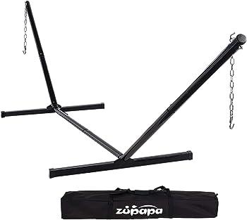 Zupapa Heavy duty Weight Capacity 12 - 15 FT Hammock Stand