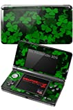 Nintendo 3DS Decal Style Skin - St Patricks Clover Confetti