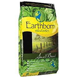 Wells Earthborn Holistic Small Breed Natural Dog Food - 14 lb. Bag