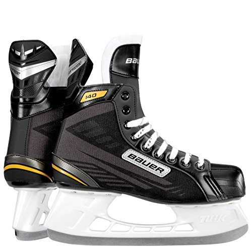 Bauer Junior Supreme 140 Skate, Black, R 1.0