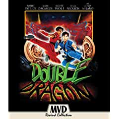 Double Dragon Collector's Edition coming to Blu-ray and DVD for the first time Jan. 22 from MVD