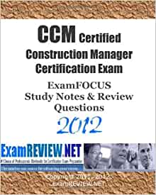 how to become a certified construction manager