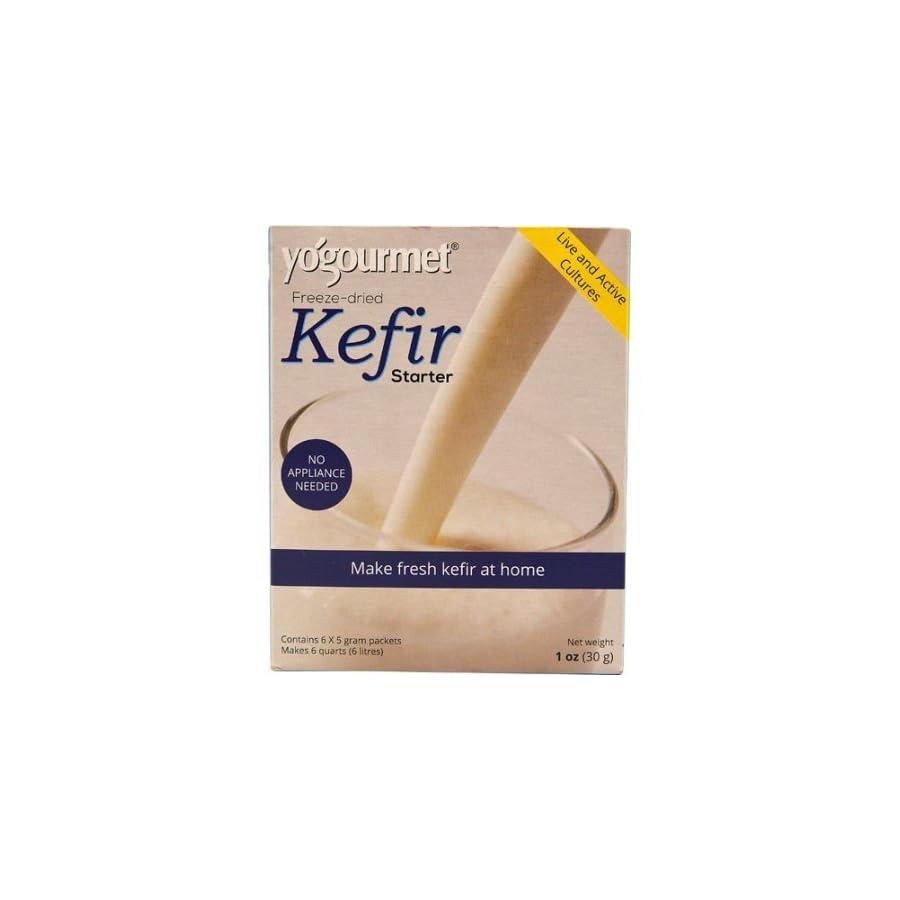 Yogourmet Freeze Dried Kefir Starter 1 oz