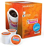 Dunkin Donuts French Vanilla K-Cups (120 Count) with Bonus K-Cups