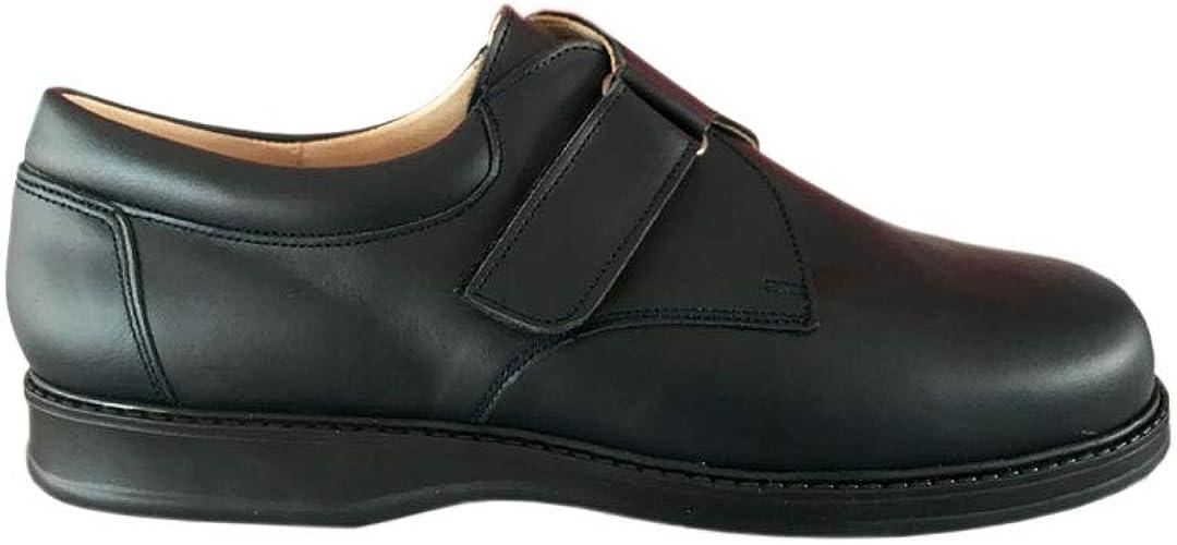 PETIT SER Boys' Boat Shoes Blue Size: 8