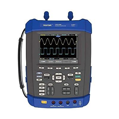 Wiysond DSO1202E Bandwidth 200MHz 1GSa/s 5in1 Digital Oscilloscope / Recorder / Multimeter DMM / FFT Spectrum Analyzer / Frequency Counter