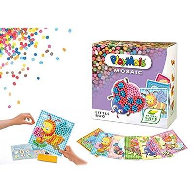 PlayMais Mosaic Little Bug 160501: Toys & Games